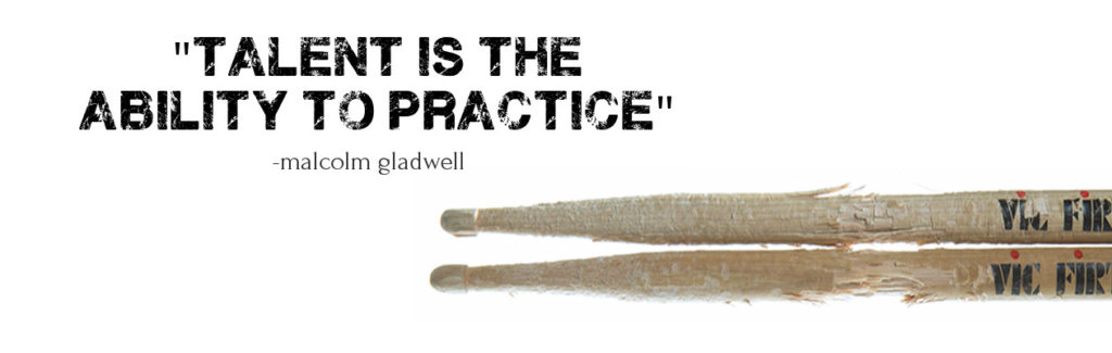 Practice not until you get it right, but until you can't get it wrong,